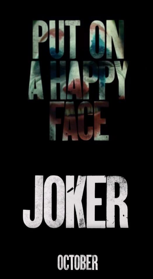 The Joker 2019 Movie Poster By Nightmare1398 On Deviantart