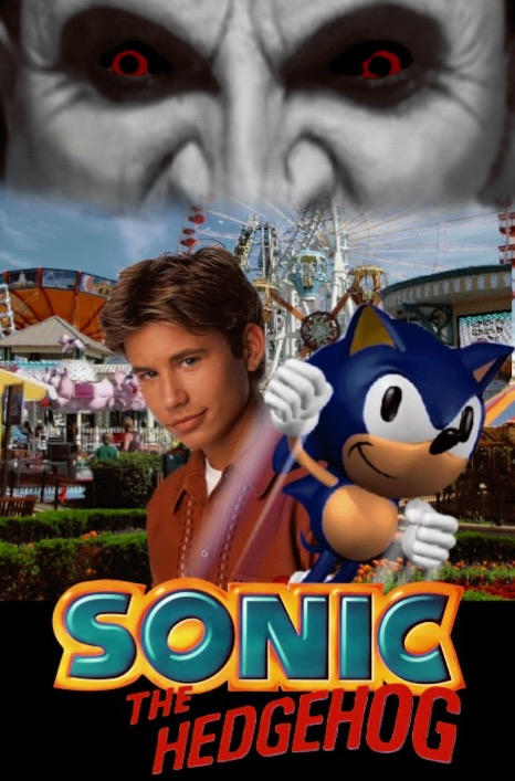 Sonic The Movie Wonders Of The World 1995 By Nightmare1398 On Deviantart