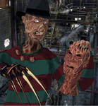 Freddy: Out with the old. In with the new