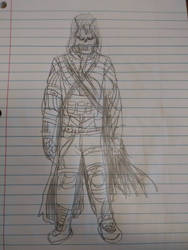 Request: Scarecrow redesign for Lorddurion