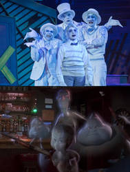 Casper the Friendly Musical's demise