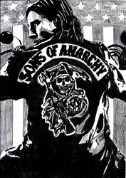 Sons of Anarchy by dieJackie