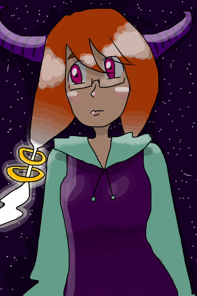 Kylie in the starlight by Coolcat1313