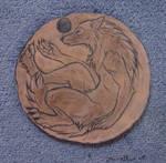 Leather werewolf
