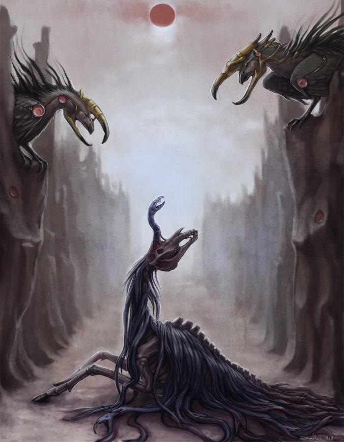 Unicorn by zarathus