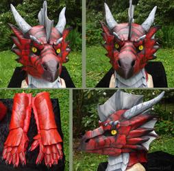 Thorphax mask by zarathus