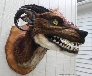 Fake taxidermy creature 2