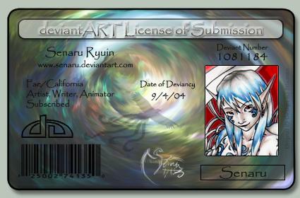 Senaru's Profile Picture