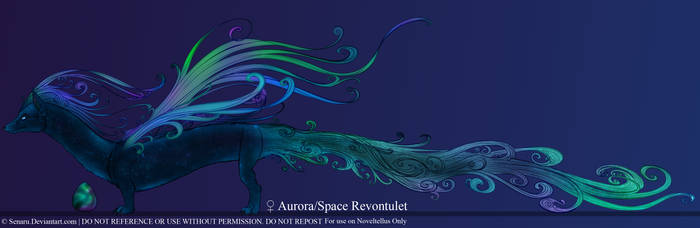 Aurora/Space Revontulet Medaran by Senaru