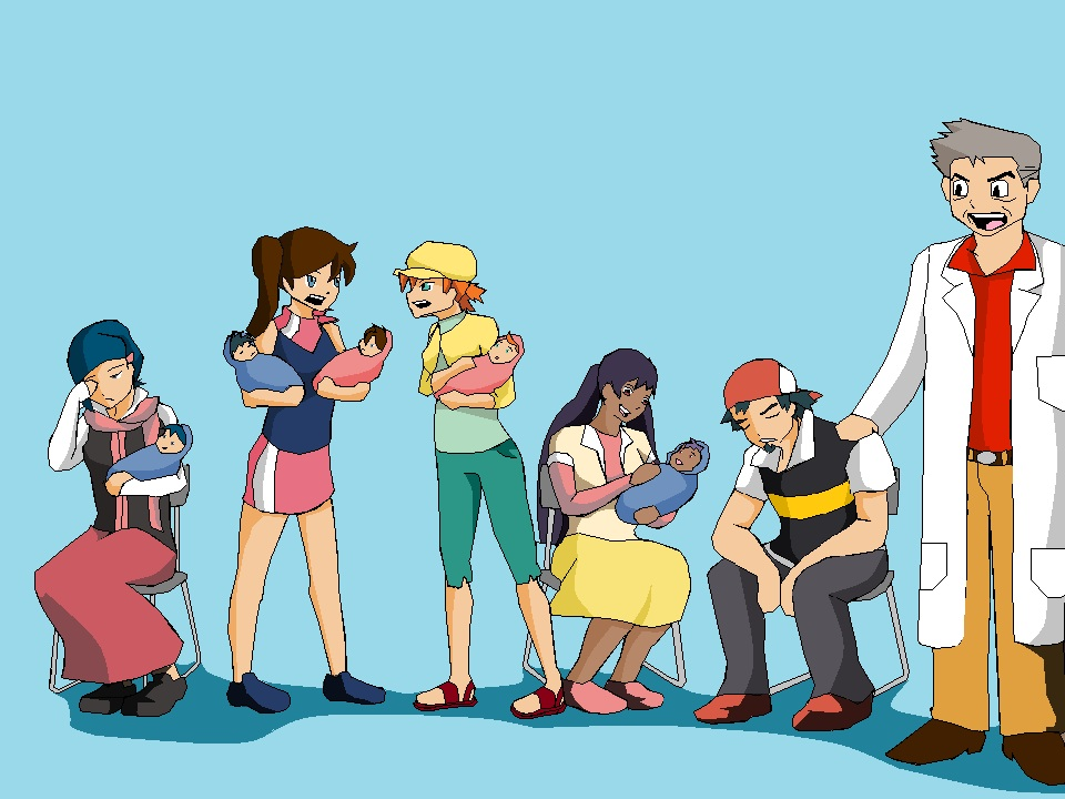 Ash you are the father by St8-of-Hibernation on DeviantArt  Ash you are the...
