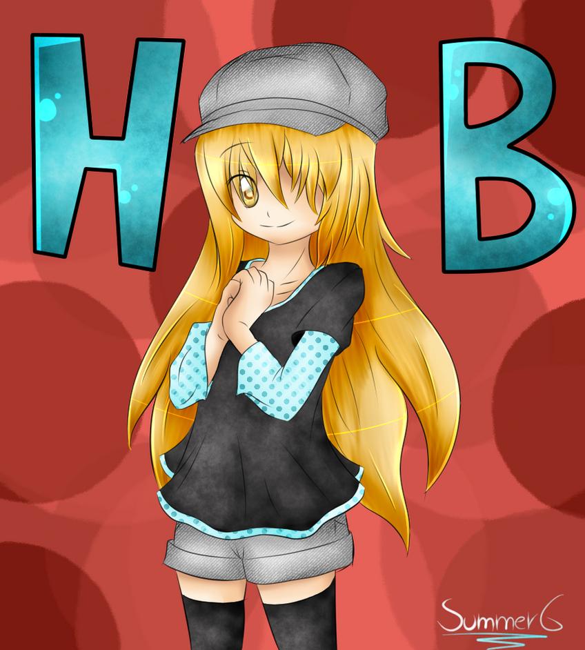 HBD Luna! by Sumy-Chan