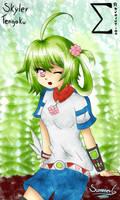 RS: Skyler Tengoku by Sumy-Chan