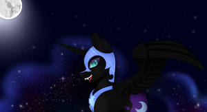 Nightmare Moon by Antaress99