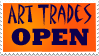 Art Trades Open stamp by LullaNonseSong