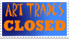 Art Trades Closed Stamp by LullaNonseSong