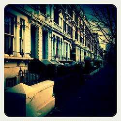 my lovely street:P