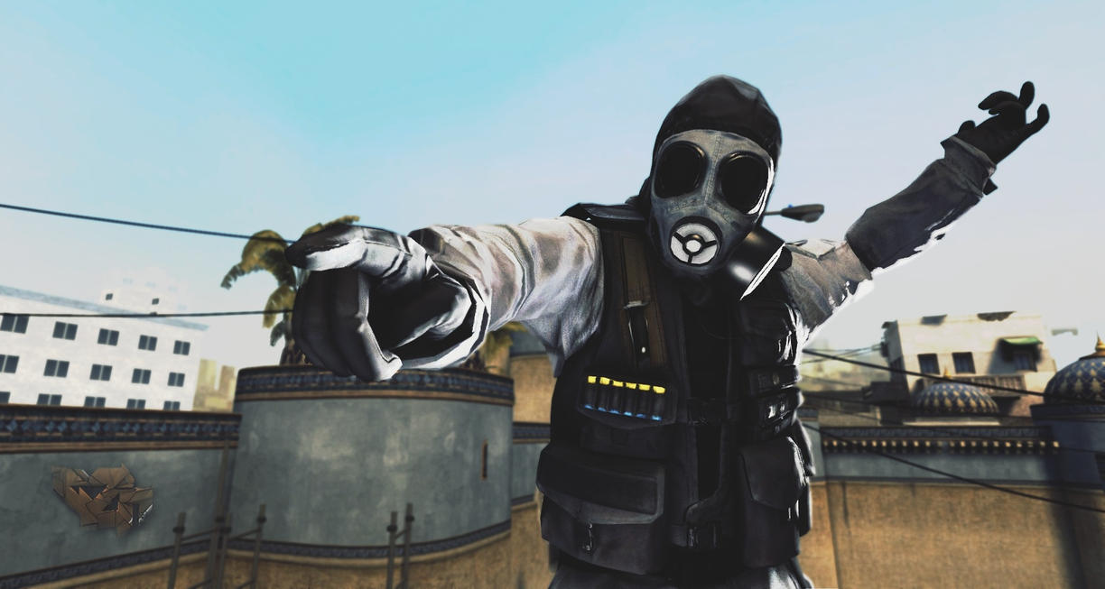 Counter Strike Global Offensive SFM - Lets Do it. by igamezhero