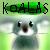 Koala avatar by Chocobofanatic