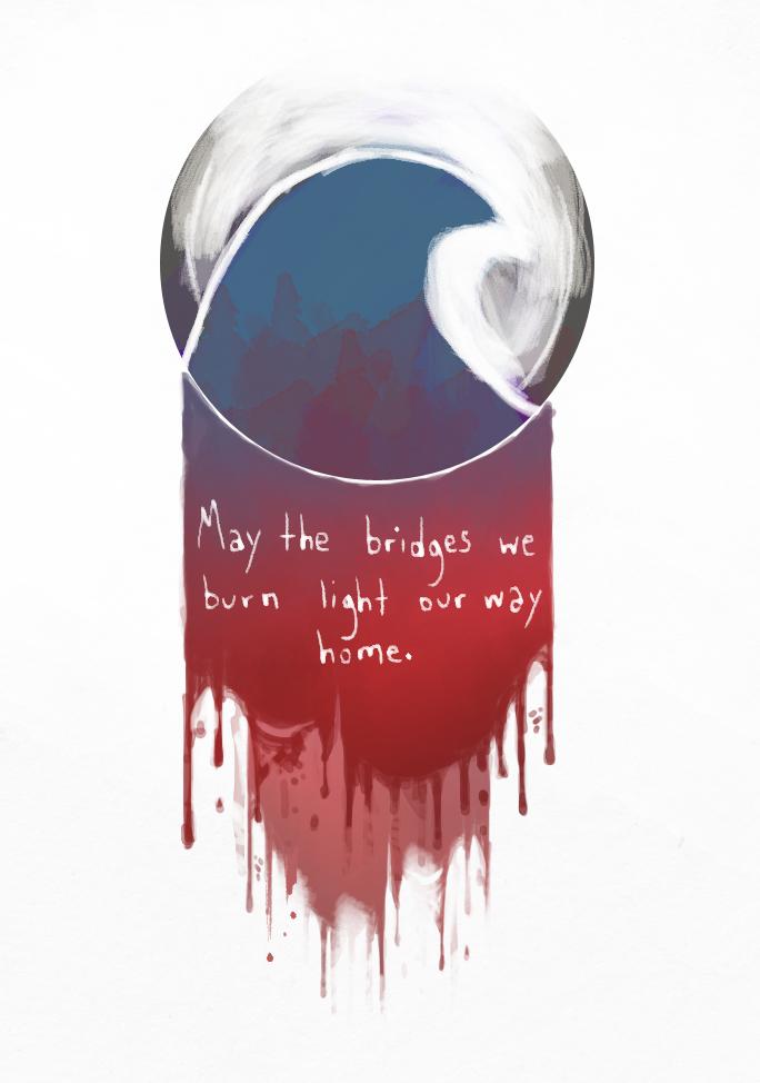 Bloodydrip by SaraaLuna