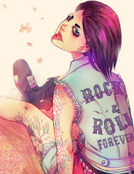 rockandroll forever