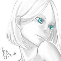 Girl Portrait by namlight