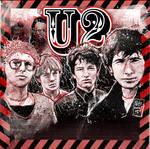 U2 Red and Black