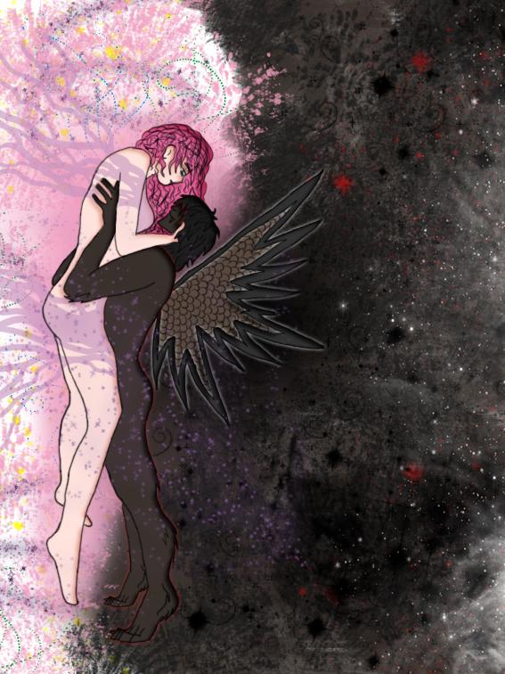Angel Demon Love by turretje on DeviantArt