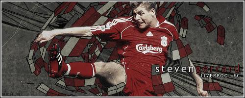 deviantART  Steven_Gerrard___kick_by_mental_mint