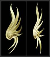 Sakura's Hair Accessory by Vilya0