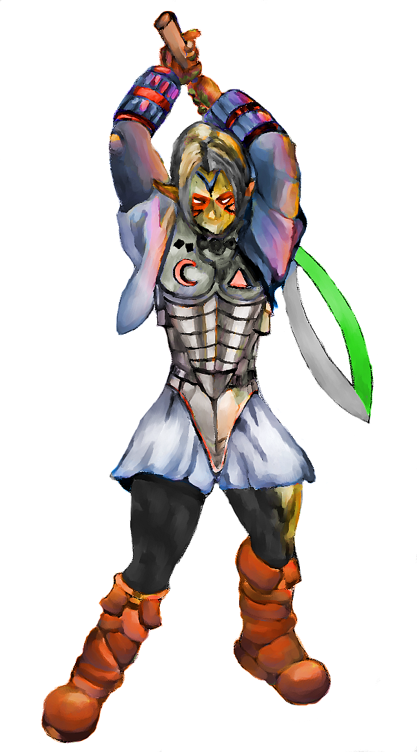 Fierce deity link by mhatton