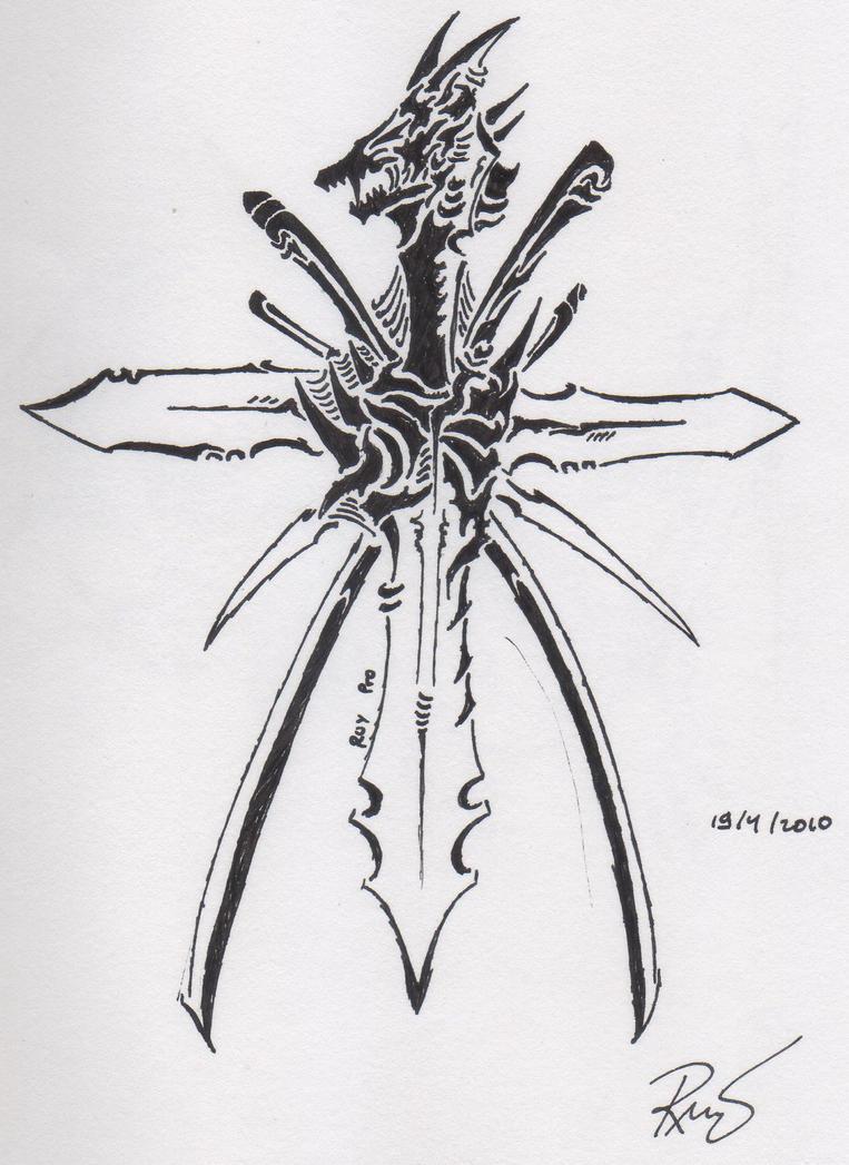 tribal tattoo