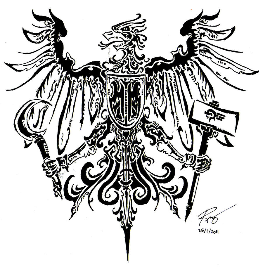 Eagle by roycorleone on deviantart tribal eagle by roycorleone tribal eagle by roycorleone biocorpaavc Choice Image