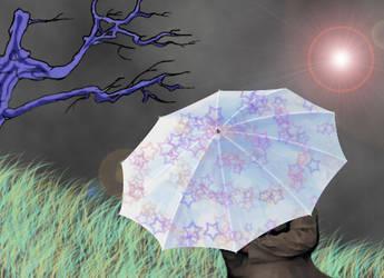 umbrella by funglie