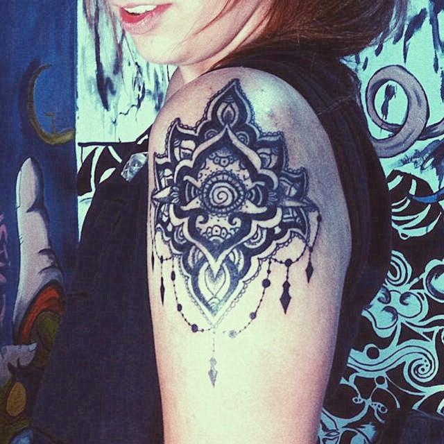 Ornamental Tattoo By GuiCB1990 On DeviantArt