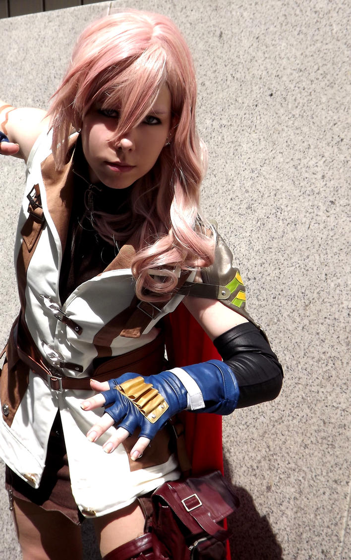 I will save you, Serah! by KamiSachiko