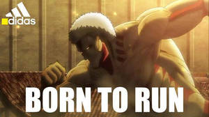 The Armored Titan Was A Track Star In Highschool..
