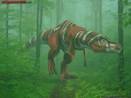 T-Rex by Alexandra720