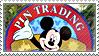 Disney Pin Trading Stamp by Kozinu