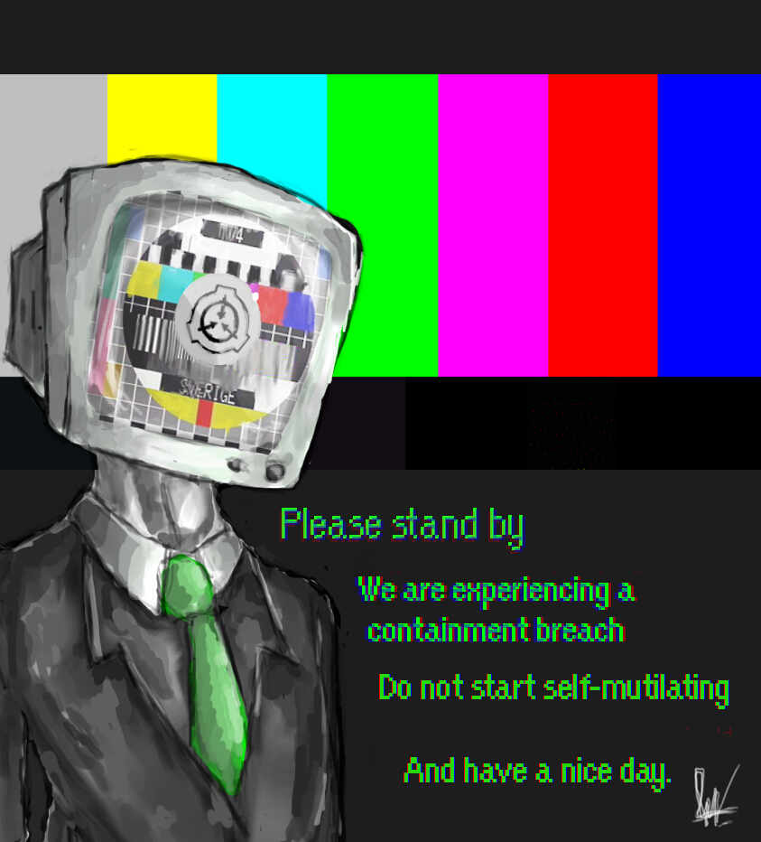Please stand by by PeterHat