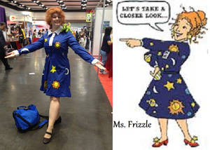 Ms Frizzle Cosplay Haven