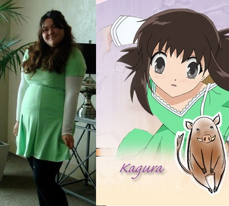 Kagura Sohma Cosplay Lulu by MoralInsanityCosplay on ...  Kagura Sohma Co...