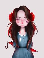 Lady by IwalTdohE