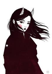 Lovely demon by IwalTdohE