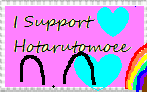 I Support by hotarutomoee