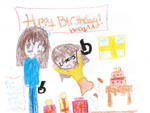 Happy Birthday Hoby by hotarutomoee