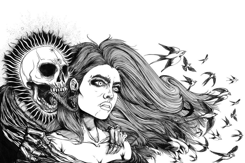 The King of Tears by Los-Muertos