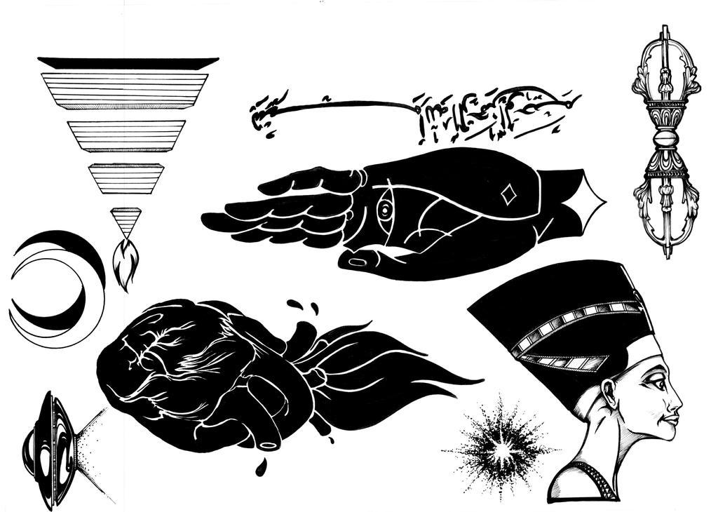 Ancient Aliens by Los-Muertos