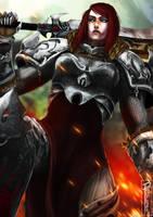 Mercenary by Procsan