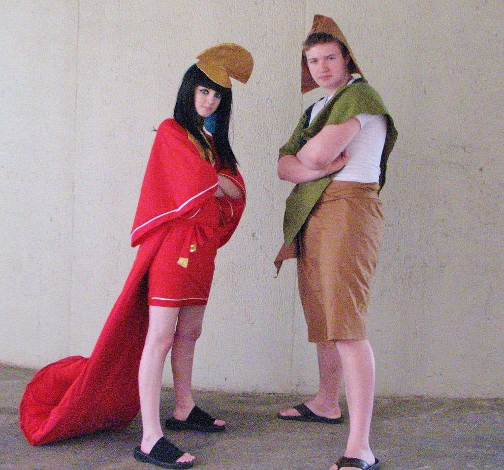 the emperors new groove acen 2013 by teddy sol