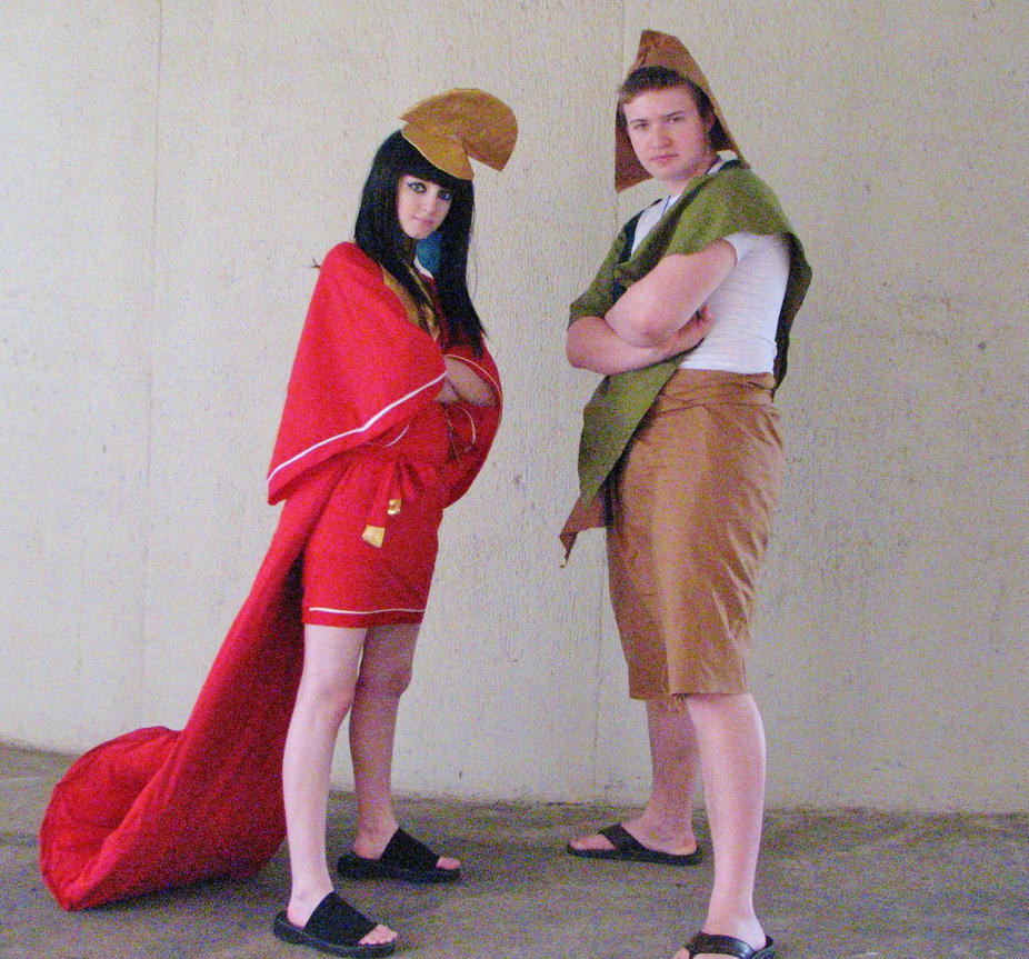 the emperors new groove acen 2013 by